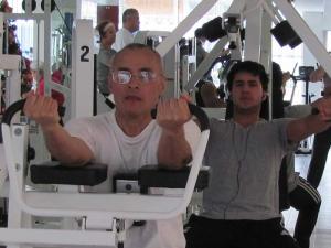 Rutinas de ejercicios dirigidos